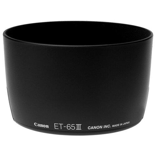 Canon Бленда Lens Hood ET-65 III для EF 85mm f/1.8 USM и др.