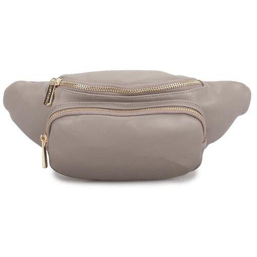 Женская сумка на пояс «Тэсс» S1040 Grey