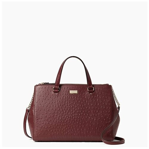 Женская кожаная сумка Kate Spade Loden Bristol Drive женская кожаная сумка kate spade natalia leather crossbody cherry