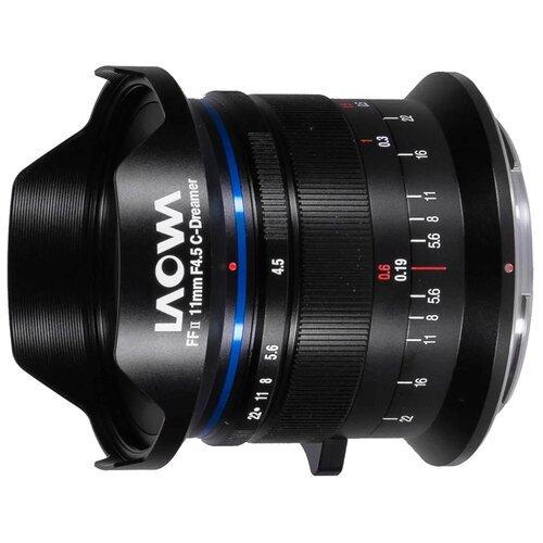 Фото - Объектив Laowa 11mm f/4.5 FF RL Nikon Z черный объектив laowa 15mm f 4 5 zero d shift nikon z черный