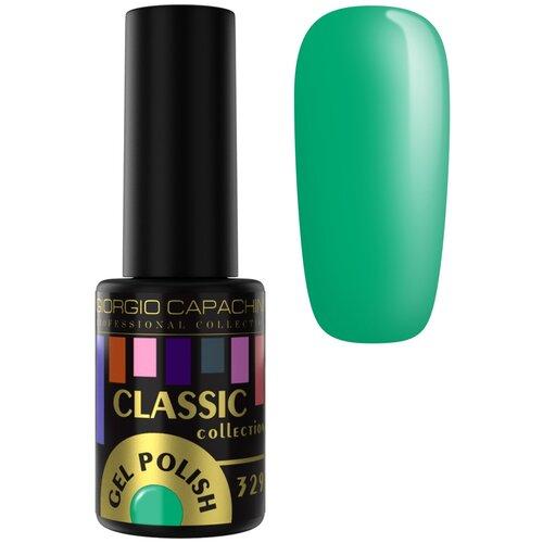 Купить Гель-лак для ногтей GIORGIO CAPACHINI Classic, 7 мл, 329