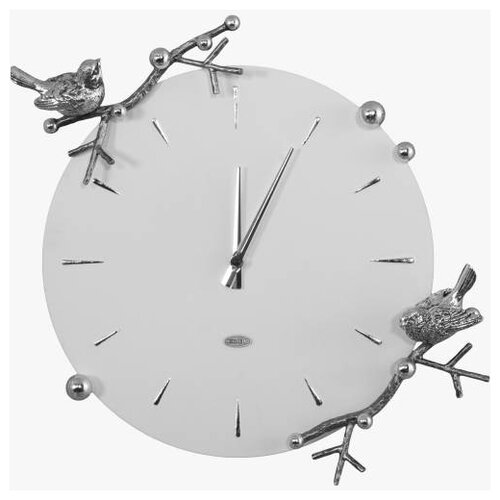 Фото - Часы настенные BOGACHO Терра Серебро абажур bogacho 27 30 квадро