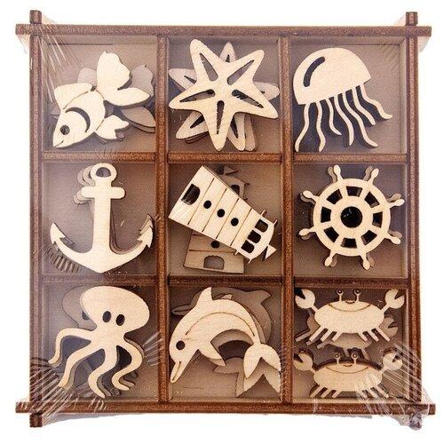 Набор для творчества Орландо Морской 10.5x10.5cm 038008наб006
