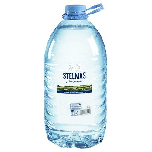 Вода минеральная Stelmas негазированная, ПЭТ, 5 л вода минеральная сенежская негазированная пэт 1 5 л