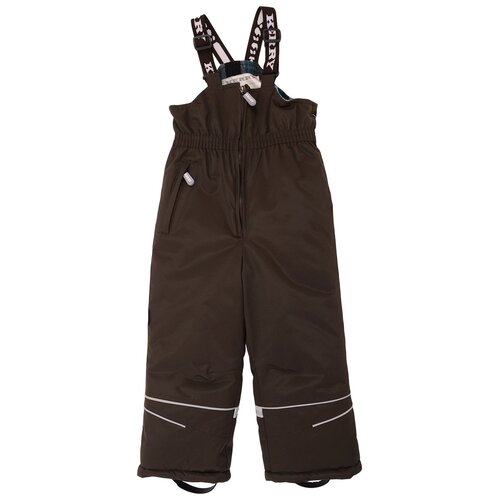 Купить Полукомбинезон WOODY K18454-816, Kerry, Размер 104, Цвет 816-коричневый, Полукомбинезоны и брюки