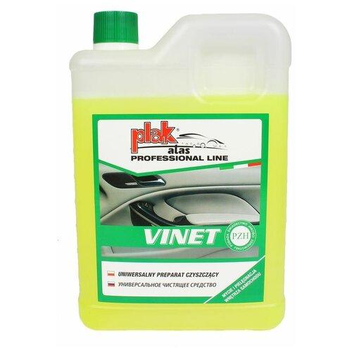 Очиститель пластика и искуственной кожи ATAS VINET 1,8л