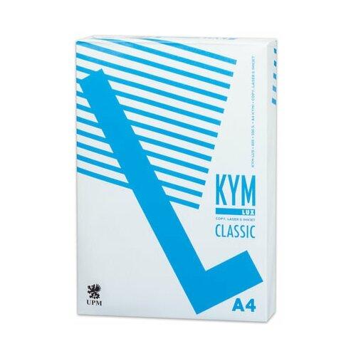 Фото - Бумага офисная KYM LUX CLASSIC, А4, 80 г/м2, 500 л., марка С, Финляндия, белизна 150% lux s040060