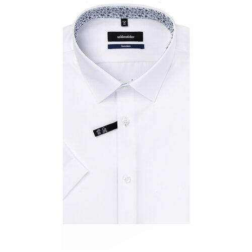 Рубашка Seidensticker размер 44 белый