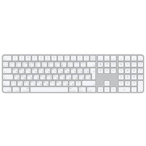 Клавиатура APPLE Magic Keyboard Touch ID Num Key-Sun MK2C3RS/A