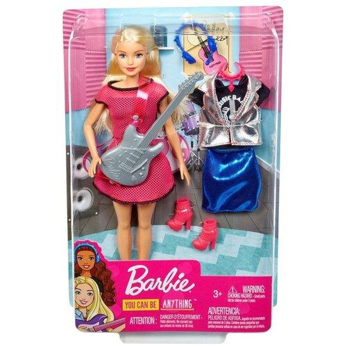 Набор игровой Barbie Кем быть? Профессии Музыкант GDJ34