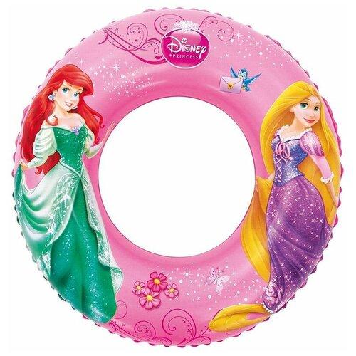 Надувной круг Принцессы Disney 56 см, BestWay