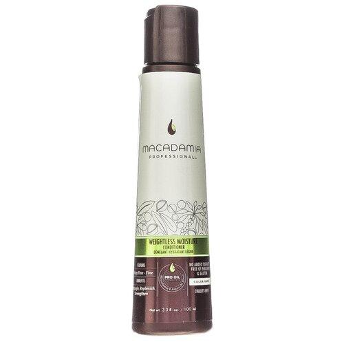 Macadamia кондиционер увлажняющий для тонких волос Weightless Moisture Conditioner, 100 мл недорого