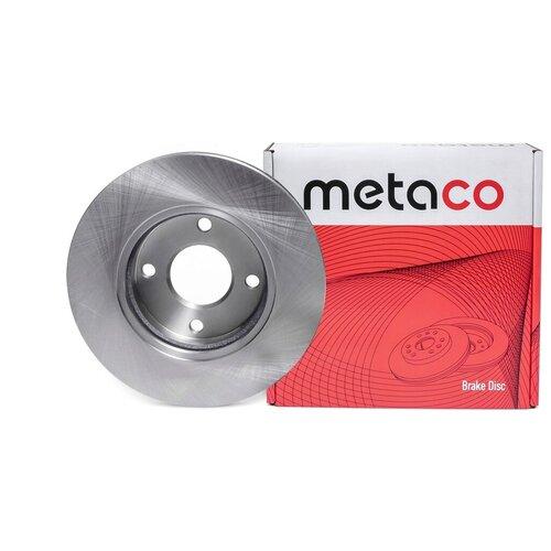 Диск тормозной передний вентилируемый Metaco 3050-099