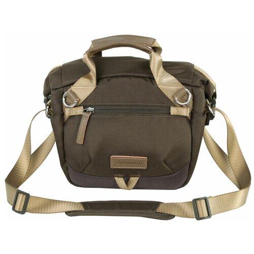 Фото - Сумка Vanguard VEO GO 18M коричневая сумка vanguard veo select 22s зеленая