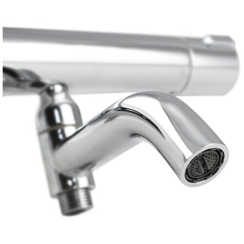 Смеситель в ванную BRIMIX с термостатом