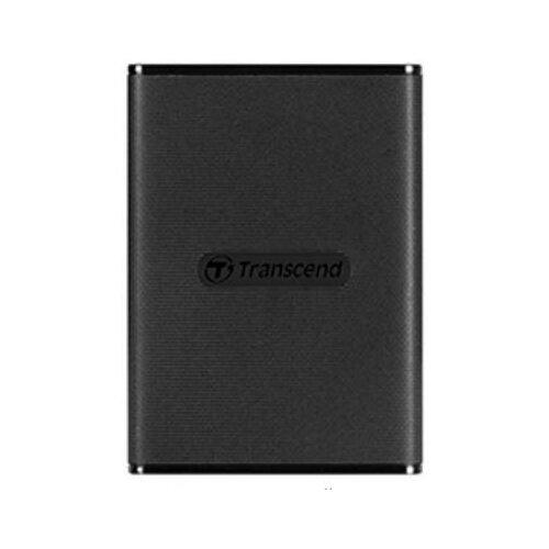 Transcend Флеш-накопитель Transcend Внешний твердотельный накопитель External SSD Transcend 1Tb, USB 3.1 Gen 2, В комплекте с двумя кабелями Type C-A и Type C-C