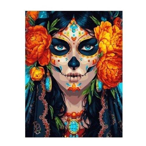 Купить Картина по номерам на холсте Paintboy Карнавал , 40х50 см, GX -39196, Картины по номерам и контурам