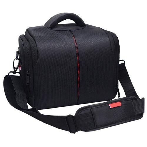 Фото - Чехол-сумка MyPads TC-1147 для фотоаппарата Canon EOS 60D/ 500D/ 550D/ 600D/ 650D/ 2000D/ 3000D/ 4000D/ R/ M50 из качественной износостойкой влагозащитной ткани черный аккумулятор fb lp e8 для canon eos 650d 600d 550d 700d