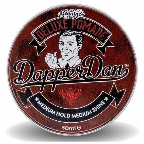 Dapper Dan Deluxe Pomade - Помада для укладки волос 50 гр