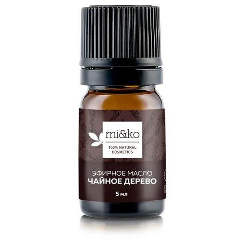 Эфирное масло Чайное дерево 5 мл COSMOS ORGANIC