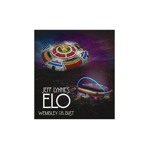 Компакт-диски, Sony Music, JEFF LYNNE'S ELO - Wembley Or Bust (2CD+DVD)