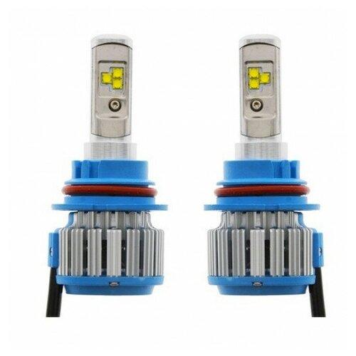 Комплект автомобильных светодиодных ламп CARCAM 9007 40 Вт/2шт