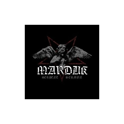 Компакт-диски, CENTURY MEDIA, MARDUK - Serpent Sermon (CD)
