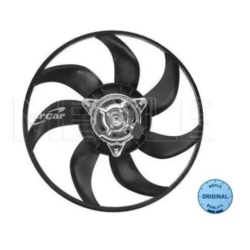 MEYLE 6142360013 Вентилятор охлаждение двигателя