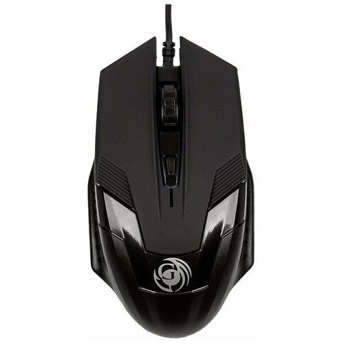 Мышь игровая DIALOG Gan-Kata MGK-06U, черная, USB