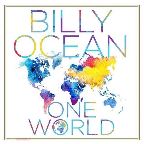 Billy Ocean – One World (2 LP) billy ocean london