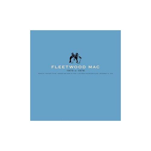 Компакт-диски, Reprise Records, FLEETWOOD MAC - 1969-1974 (8CD)