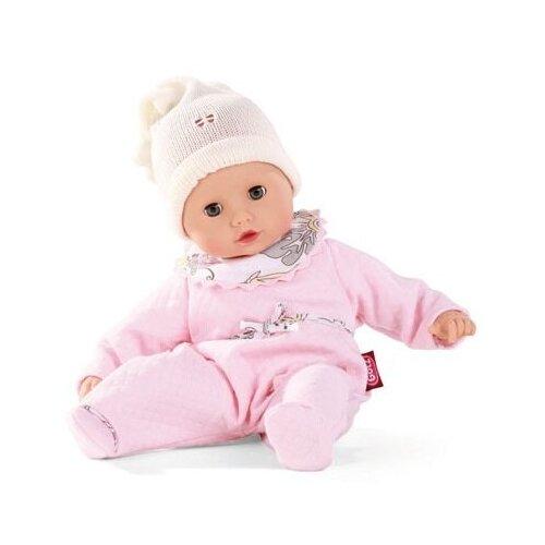 Gotz GOTZ Коллекционная кукла Готц (Gotz) Пупс Маффин - девочка, без волос (33 см)