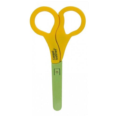 Ножницы Canpol babies безопасные, в чехле, цвет желтый (250930589) canpol babies ножницы 2 810 белый