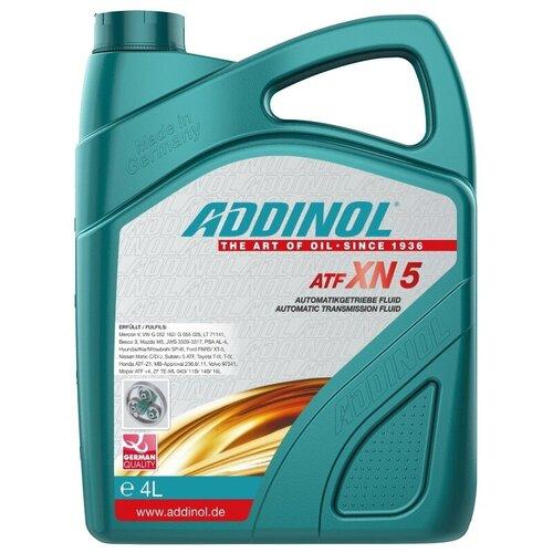 Масло Трансмиссионное Addinol ATF XN 5 4 л недорого