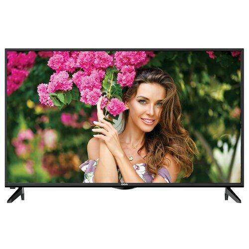 Фото - Телевизор BBK 43LEX-7173/FTS2C 43, черный телевизор bbk 43lem 1073 fts2c черный