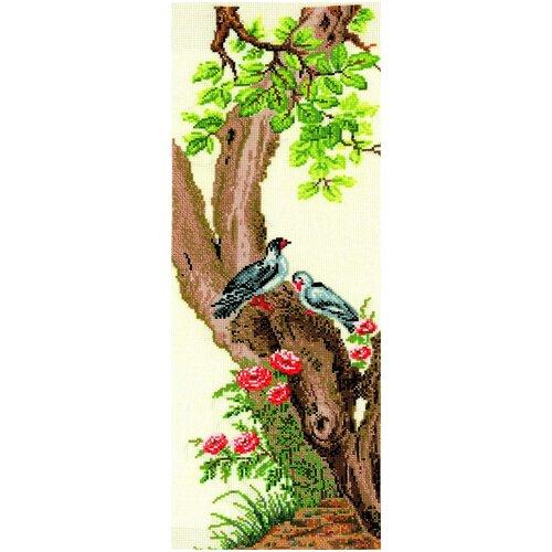 Купить Набор для вышивания СДЕЛАЙ СВОИМИ РУКАМИ К-31 Китайские мотивы-Куропатки 17, 5х48 см, Сделай своими руками, Наборы для вышивания