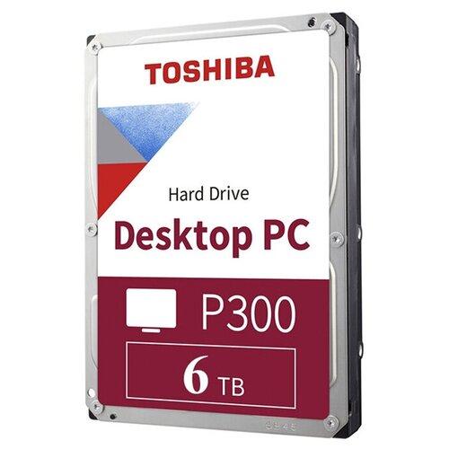 """Жесткий диск 3.5"""" 6Tb жёсткий диск Toshiba (5400rpm)"""