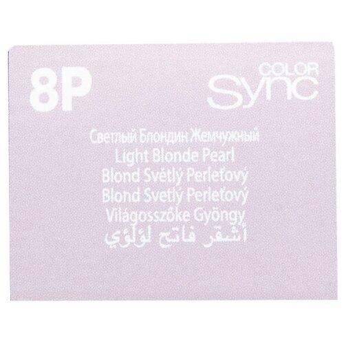 Купить Matrix Color Sync краска для волос без аммиака, 8P светлый блондин жемчужный, 90 мл