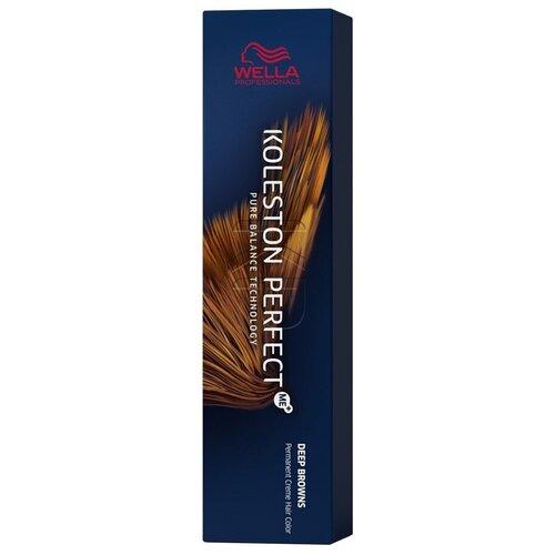 Фото - Wella Professionals Koleston Perfect Me+ Deep Browns Краска для волос, 8/73 Мадейра, 60 мл wella professionals koleston perfect me deep browns краска для волос 9 73 золотой тик 60 мл