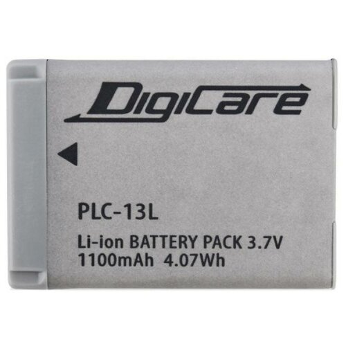 digicare plc 6l nb 6l Аккумулятор DigiCare PLC-13L / NB-13L / PowerShot G5, G7x, G9x, SX620, SX720
