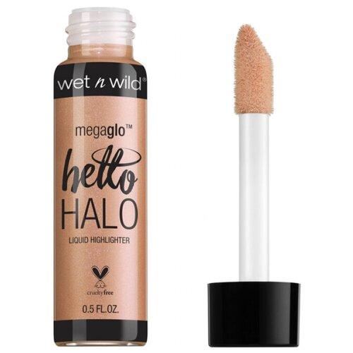 Wet n Wild Хайлайтер жидкий Megaglo hello HALO Liquid Highlighter goddess glow