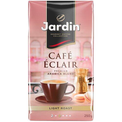 Фото - Кофе молотый Jardin Cafe Eclair, 250 г кофе молотый samba cafe brasil rico 250 г