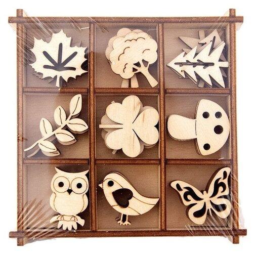 Набор для творчества Орландо Природа 10.5x10.5cm 038008наб005