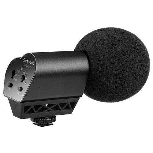 Микрофон Saramonic Vmic Stereo, стерео, 3.5 мм TRS