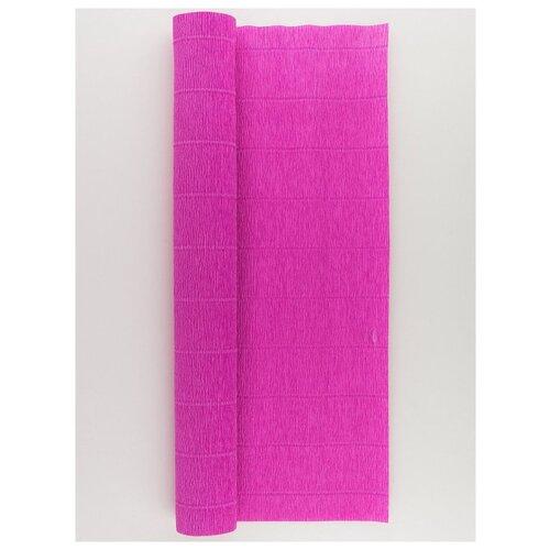 Купить Бумага гофрированная 50см х 2, 5м., 180г/м., Cartotecnica Rossi, 550 пастельно-розовый, Цветная бумага и картон
