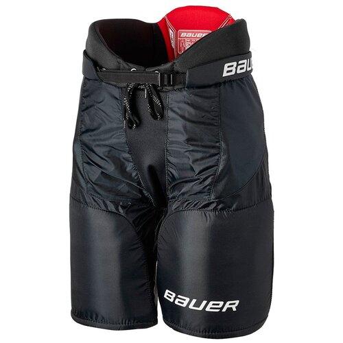 Шорты хоккейные BAUER NSX S18 Sr Взрослые(XL / черный/XL)