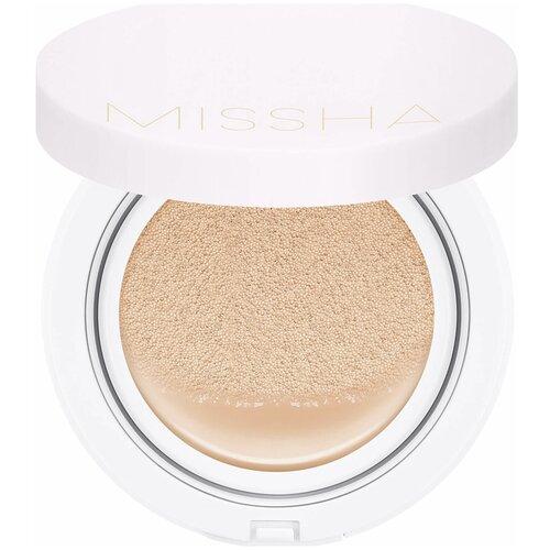 Купить Missha Тональный крем Magic Cushion Cover Lasting SPF50+/PA+++, 15 г, оттенок: 21 light beige