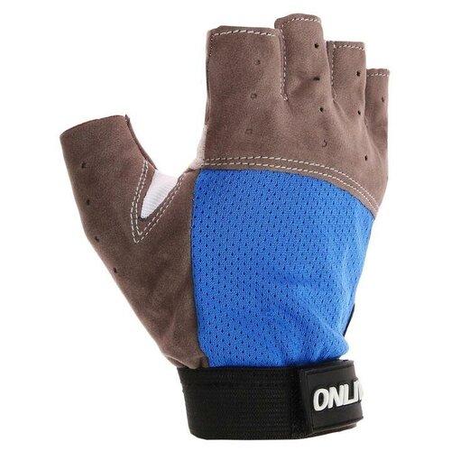 Перчатки спортивные, размер M