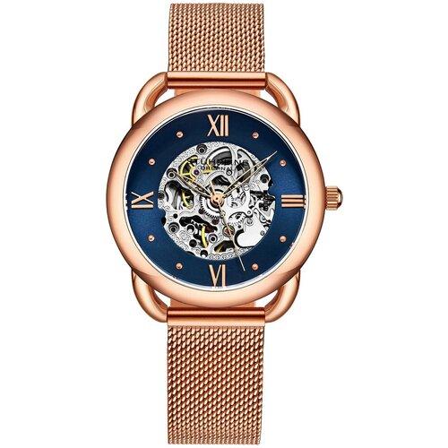 Механические наручные часы Stuhrling 3990M.3 наручные часы stuhrling 3998 3