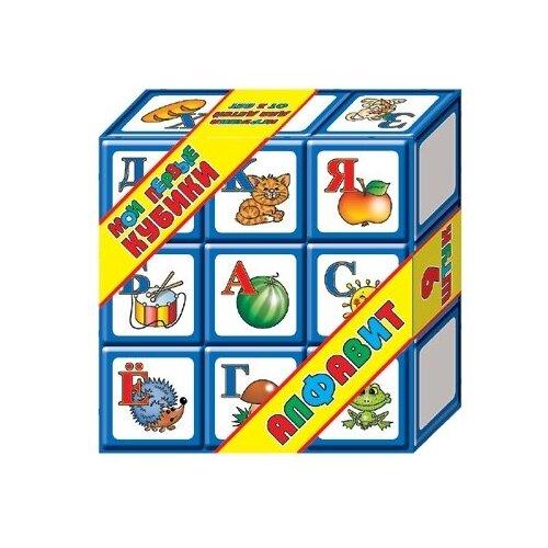 Настольная игра Десятое королевство Кубики Алфавит